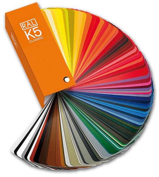 ISVETA Garažo vartų segmento spalva