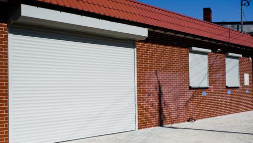 Garažo vartai ruloniniai