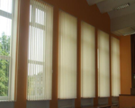 Vertical blinds ISVETA
