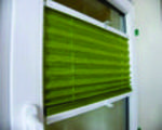 Pleated blinds ISVETA